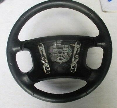 Ford Cougar 2.0 2.5 V6 Black Leather Steering Wheel Rim - Excellent Condition • 31.84£