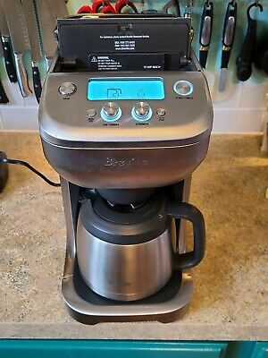 $145 • Buy Breville Bdc650 The Grind Control 12 Cup Stainless Steel Coffee Maker