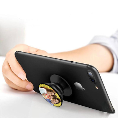 AU9.99 • Buy Pop Sockets Chimera Swappable Pop Grip Universal Holder/Stand W/Base For Phones