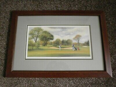 Sunday Golf   By Terry Harrison - Signed Print  • 39.99£