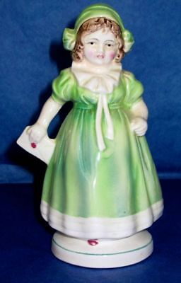 $ CDN145 • Buy KATZHUTTE German Antique Porcelain GIRL With A Letter Figurine