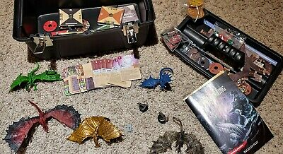AU83.96 • Buy Dungeons & Dragons Attack Wing Lot