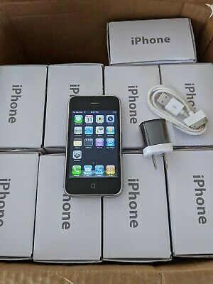 $ CDN489 • Buy Lot Of 10 Apple IPhone 3G - 8GB - Black*PLEASE READ*
