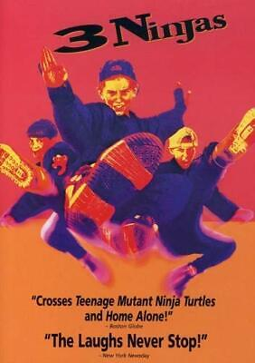 $ CDN18.55 • Buy 3 Ninjas DVD 2003 BRAND NEW FAST SHIPPING
