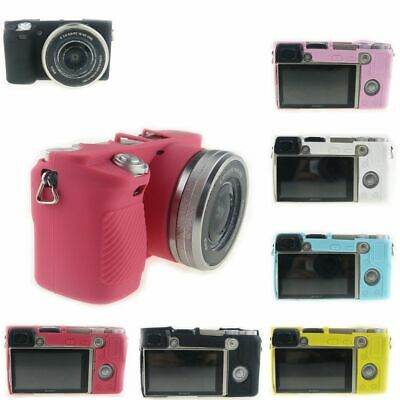 $ CDN18.79 • Buy Camera Soft Silicone Cover Protector Skin Accessories Case For Sony Alpha A6000