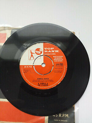 B. Bumble & The Stingers – Bumble Boogie Label: Top Rank  JAR 561 • 2.49£