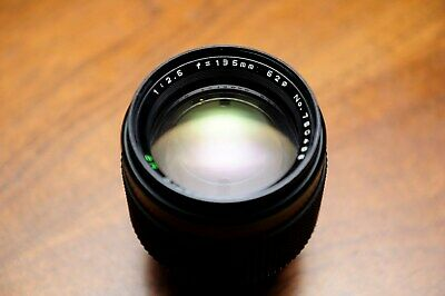 AU199 • Buy HANIMEX 135MM F/2.5 M42 Pentax Screw Mount LENS