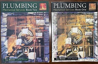 £9 • Buy Plumbing: Mechanical Services,Books 1 And 2,by G J Blower,Paperback, VGC !!!
