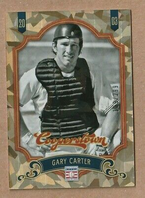 $3.57 • Buy 2012 Panini Cooperstown Gary Carter Crystal Collection 169/299 #32 Expos Mets