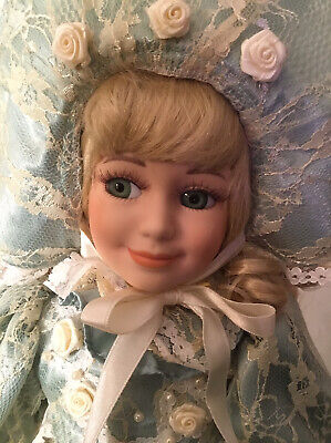 $ CDN39.12 • Buy Beautiful Victorian Porcelain Doll Collectible Dolls New