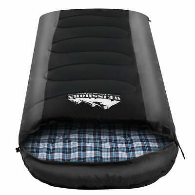 AU53.26 • Buy Weisshorn Sleeping Bag Bags Single Camping Hiking -20°C To 10°C Tent Winter Th