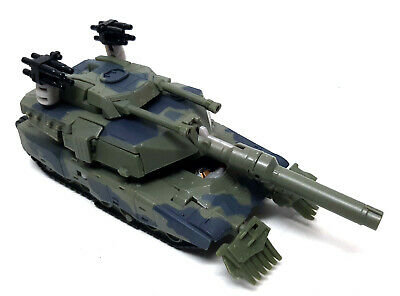 TRANSFORMERS Movie BRAWL Tank 6  Toy Robot Figure  Complete, No Missile • 24.99£