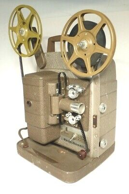 $ CDN49.53 • Buy 8mm BELL & HOWELL   PROP  PROJECTOR Clean Non-working For MOVIE ROOMS, Display