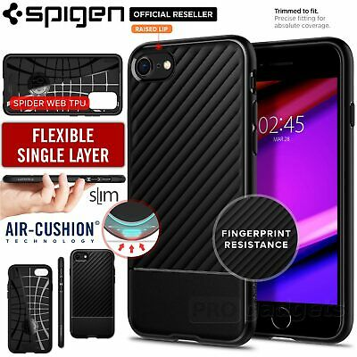 AU29.99 • Buy [FREE EXPRESS] SPIGEN Core Armor Rugged Cover For Apple IPhone 8 7 SE 2020 Case