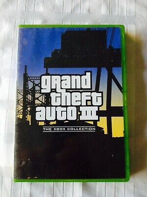 AU12.95 • Buy  Microsoft XBOX GRAND THEFT AUTO 3 AUS PAL Complete