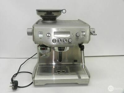 View Details Sage The Oracle Espresso Coffee Maker Machine Automatic 15 Bar BES980UK Silver * • 629.99£