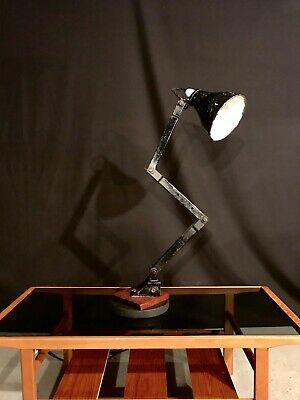 £75 • Buy Vintage Industrial Lamp Retro Machinists Anglepoise