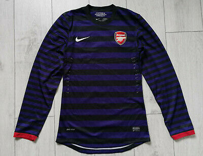 *Player Issue* Arsenal 2012/2013  S  Nike Third Shirt Jersey Trikot Long Sleeve • 79.99£