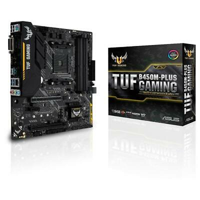 AU214 • Buy Asus TUF B450M-PLUS GAMING AMD Socket AM4 MATX Gaming Motherboard DDR4 RGB HDMI