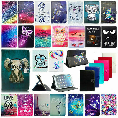 AU22.99 • Buy AU For Amazon Kindle Fire HD 7 8 10 2019 2018 2017 Tablet Stand Folio Case Cover