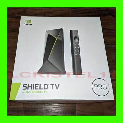 $ CDN287.45 • Buy NEW - NVIDIA Shield TV Pro 4K UHD Streaming Media Player - HDR10 - Dolby Atmos