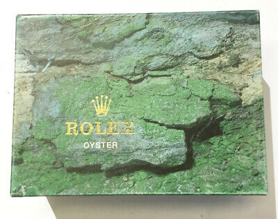 $ CDN86.81 • Buy Authentic Rolex Vintage Oyster Outer Box