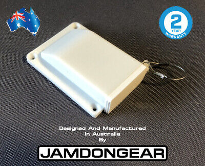 AU25 • Buy White Anderson SB50 50amp Plug Surface Cover + Insect/Dust Cap Free Shipping