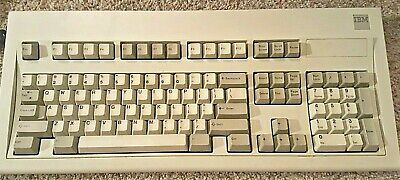 Genuine IBM KEYCAPS From Model M Keyboard - Also Works W/ Other Model M Models • 3.58£