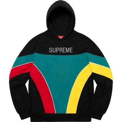 $ CDN245.16 • Buy Supreme Milan Hoodie Black Size Small - 100% Authentic SS20