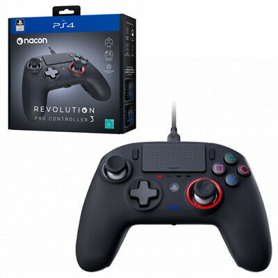 AU202.95 • Buy Nacon Revolution Pro Controller 3 For PS4 NEW