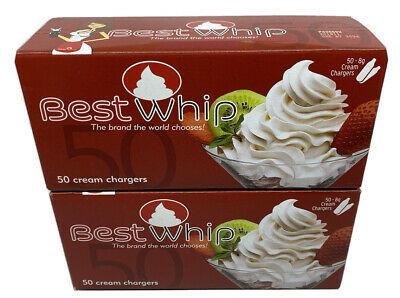 $ CDN77.60 • Buy Best Whip N20 LOT Nitrous Oxide Whip Cream Chargers 96ct (4x24ct) -FREE SHIPPING