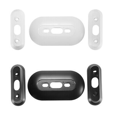 AU22.10 • Buy Hard ABS Plastic Wall Plate With L/R Wedge Angle Mount For Nest Hello Doorbell