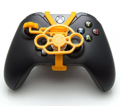 $7.50 • Buy Xbox One Mini Steering Wheel Attachment For Enhanced Steering