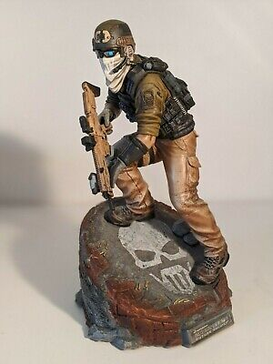 *RARE* Tom Clancys Ghost Recon Future Soldier John Kozak Statue Figure Figurine  • 80£