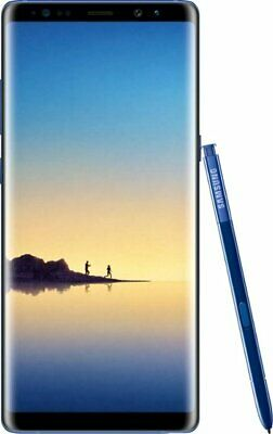 $ CDN463.07 • Buy Samsung Galaxy Note 8 SM-N950U1 64GB DEEPSEA BLUE Factory Unlock ATT,VERIZON ANY