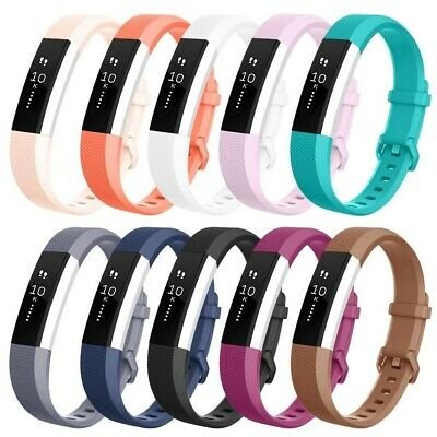 $ CDN37 • Buy Silicone Replacement Band For Fitbit Alta Hr / Fitbit Alta - 10 Pieces