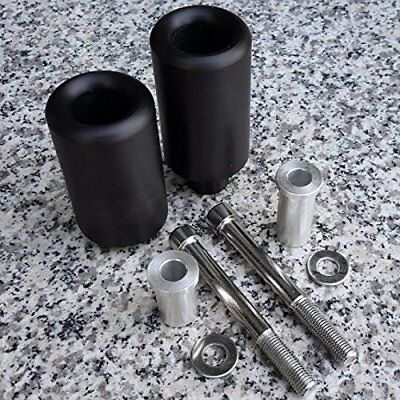 $18.95 • Buy 2005-2006 Suzuki GSXR 1000 GSXR1000 BLACK DELRIN FRAME SLIDERS