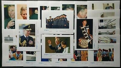 Prince Charles Press Photos (x30) From March-April 2005 - British Royal Family • 25£