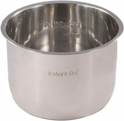 $25 • Buy Instant Pot Stainless Steel Inner Cooking Pot - 8 Quart