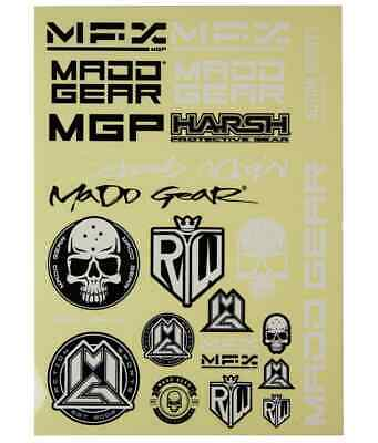 MGP Logo Sticker Sheet • 3.49£