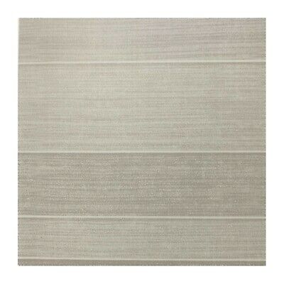 12 X Smoked Grey Small Tile Effect Pvc Bathroom Wall Panels/ Trims And Adhesive • 23.80£