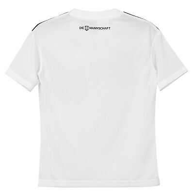 Official Germany Football Home Shirt Jersey Tee Top 2018 Kids Adidas • 31.99£