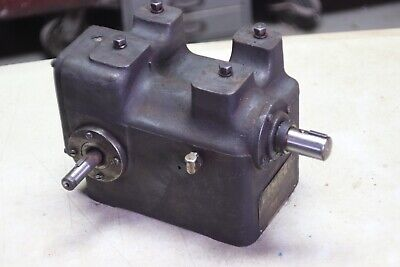 $100 • Buy Lempco RF Reamer Drive Right Angle Gear Reduction Drive