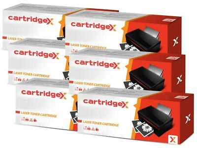 6 X Toner Cartridges Compatible With ML-1610D2 For Samsung SCX-4321F SCX-4521F • 104.49£