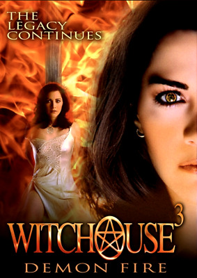 $ CDN13.42 • Buy NEW Witchouse 3 Demon Fire DVD Witches Evil Seance Magic Debbie Rochon Horror