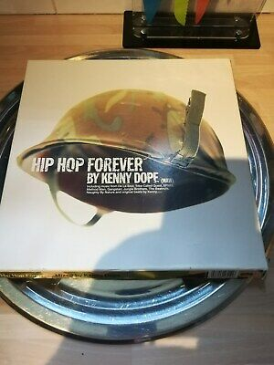 Collectable Triple Vinyl/record/lp/12  Kenny Dope-hip Hop Forever 99p Music • 2.20£