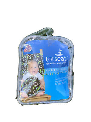 Totseat Travel Portable High Chair Support • 4£