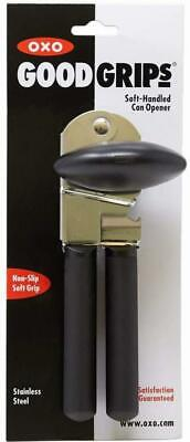 OXO Good Grips Soft Handled Can Opener Kitchen Tool With Built-In Bottle Opener • 11.50£