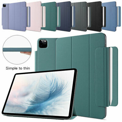 AU39.99 • Buy For IPad Pro 11  12.9  2020 & 2018 Smart Magnetic Flip Leather Stand Case Cover