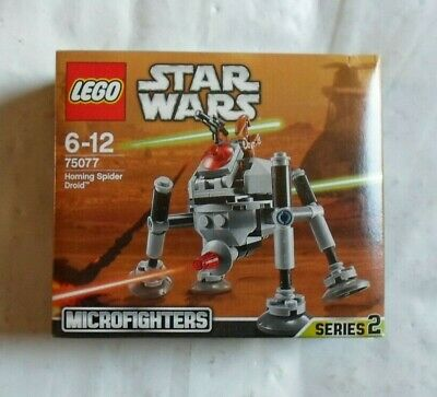 LEGO® Star Wars 75077  Homing Spider Droid • 28.05£